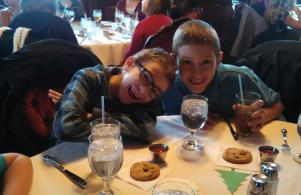3rd Grade Lunch at Tippecanoe