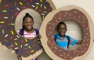 Donuts with Dads and Other Deserving Dudes Event