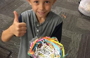 First Grade Arts & Crafts