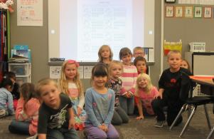 Miss Minegar's Kindergarten