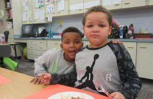 Charlie Brown Thanksgiving Feast - Kindergarten
