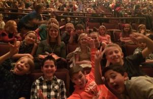 3rd Grade Annual Field Trip - Nutcracker Ballet & Tippecanoe for Lunch