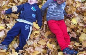 Preschool Fall Fun