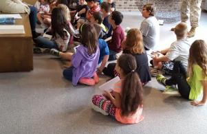 2nd Grade Field Trip to Snite Art Museum