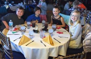 3rd Grade Annual Field Trip - Nutcracker Ballet & Tippecanoe for Lunch
