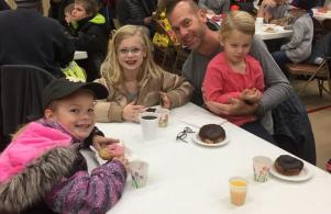Donuts with Dads & Other Deserving Dudes